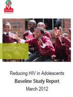 RHIVA Baseline Study Report, March 2012