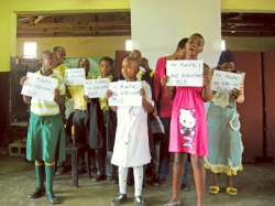 Child Protection Week seeks to educate and mobilize communities to put children first