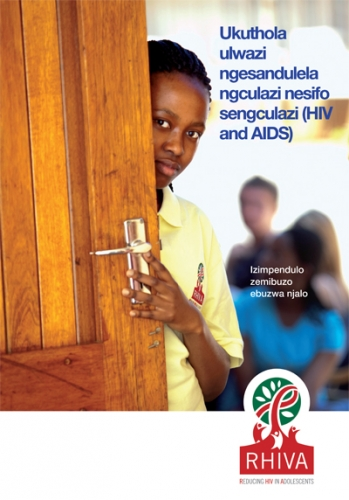 RHIVA Finding out about HIV and AIDS: Frequently asked questions
