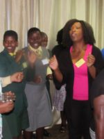 Sharing lessons from Keeping Girls in School