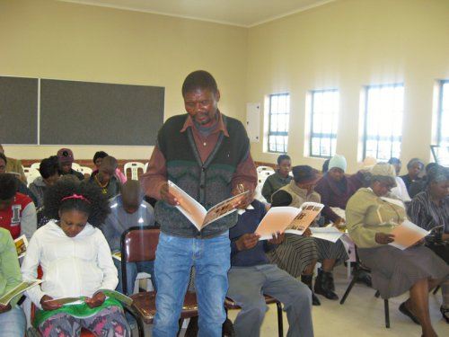 Uthukela Inclusive Education in Action Project