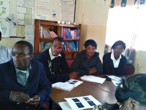 Zambia gets orientated to Speak Out! 2