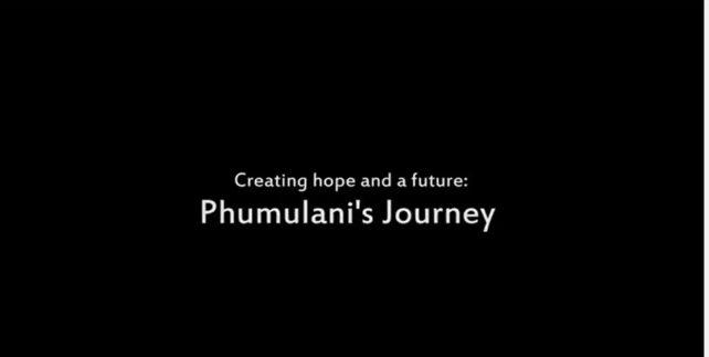 Phumalani's journey of hope (CSTL training video)