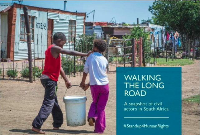 MIET AFRICA Featured in EU Publication which Highlights the Fight to Promote and Protect Human Rights in South Africa